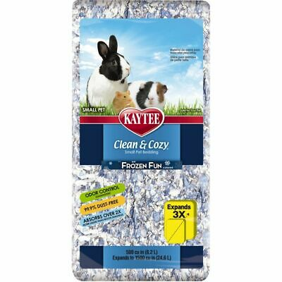 LM Kaytee Clean & Cozy Small Pet Bedding - Frozen Fun