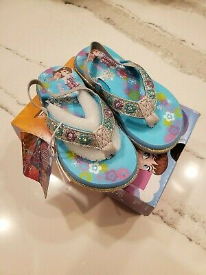 Skechers Twinkle Toes - Girls Sunshines Sandals - S-Lights / Size 7 / NEW