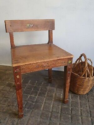 Beautiful Pine Rustic Arts And Crafts Style Stool