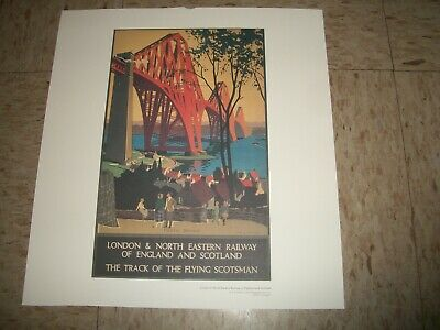 ADVERTISEMENT TRAVEL STEAMER QUEEN SOUTH EASTERN CHATHAM RAILWAY POSTER LV425