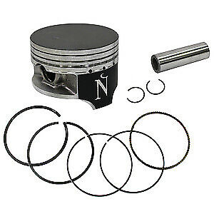 .060 Over Bore Piston Bearing /& Gasket Kit Polaris 350 2-Stroke ATV/'s 81.5mm