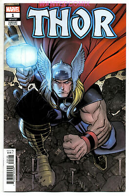 Thor 1 Art Adams Variant Cover Donny Cates Jan 2020 Marvel Comic Book New Series