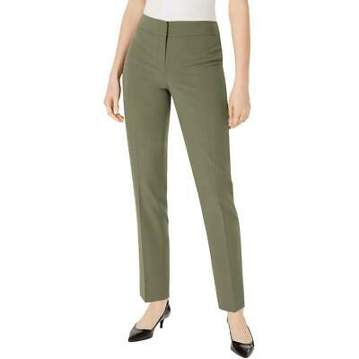 Nine West Womens Solid Ankle Office Wear Skinny Pants Trousers BHFO 0915