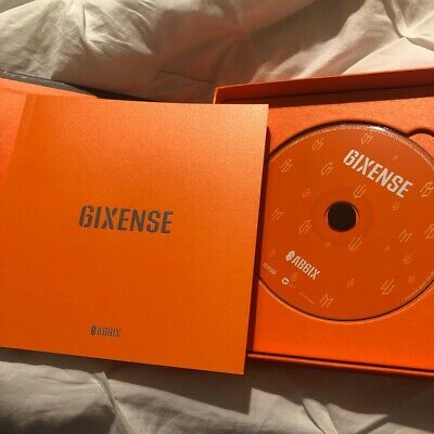 AB6IX - 6iXENSE album - SENSE version (no photo cards)