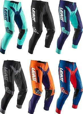 2020 Leatt Men's GPX 4.5 Pants - Motocross Dirtbike Offroad ATV