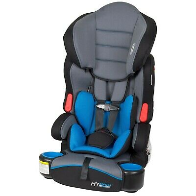 Baby Trend Hybrid 3-in-1 Harness Booster Car Seat, Ozone Gray