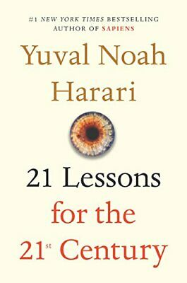 NEW - 21 Lessons for the 21st Century by Harari, Yuval Noah