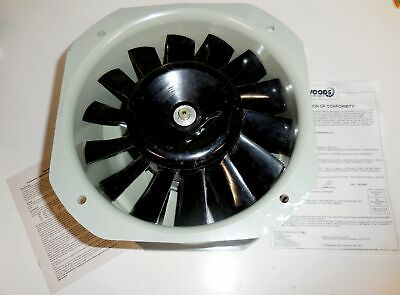 Woods 608775/01J AC Aerofoil Fan, 9.5KG Type, 26deg Pitch, 440/480V 254/277V