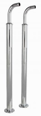 Cheviot 3980-BN Universal Free Standing Heavy Duty Water Supply Lines Extra Long