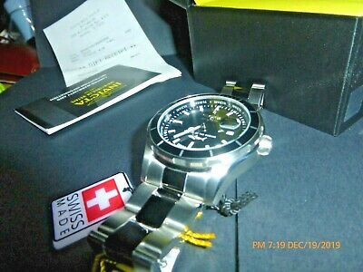 """""""SWISS Made"""" Brand New with Tag and Manufacture Warranty Invicta Pro-Diver 25806"""