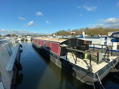 2007 60Ft Liverpool Widebeam Boat with Mooring in Reading