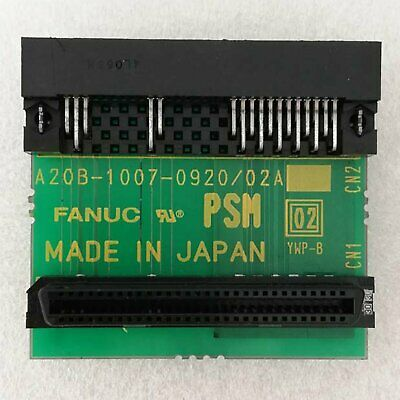 1PCS Used For Fanuc A20B-1007-0920 connection board Tested in Good Condition#QW
