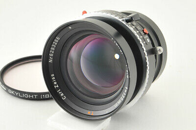 *Excellent* Carl Zeiss Planar 135mm f/3.5 T* w/ Compur #1 from Japan #2526