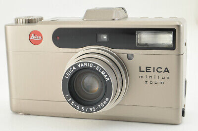 *Excellent* Leica minilux zoom 35mm Film Camera from Japan #3395