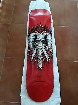 Powell Peralta Vallely elephant deck Popsicle Limited edition 2011 old school