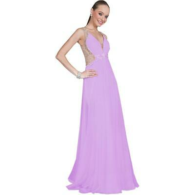 Terani Couture Cut-Out Racerback Prom Formal Dress Gown BHFO 0033