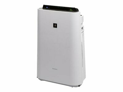 Sharp Air humidifier/purifier white KC-D40EUW