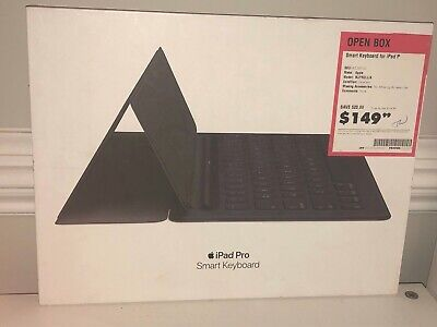 APPLE IPAD PRO 12.9 SMART KEYBOARD MJYR2LL/A 1st and 2nd GEN 12.9-INCH Open Box