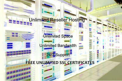 Master Reseller Hosting USA Servers Makes a great Home Business !