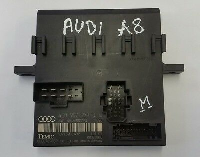 Left Side Clip On Heated Mirror Glass for Audi A8 D3 2002-2007 0257LSHP