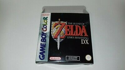 The Legend of Zelda Link's Awakening DX - Gameboy Color - PAL - Only Box