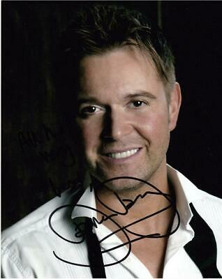"""Darren Day - Colour 10""""x 8"""" Signed Photo - UACC RD223"""