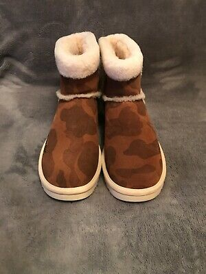 Rare Camouflage Ugg Boots