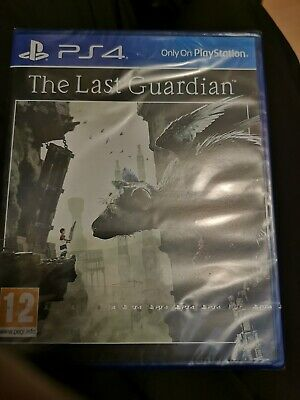 The Last Guardian ps4 New & Sealed