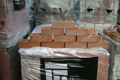 Brick  Forterra Rufford Red  Approx 500 Pack
