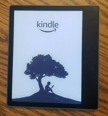 "Amazon Kindle Oasis 2nd (9th Generation) 7"", 8GB, WiFi, eReader"
