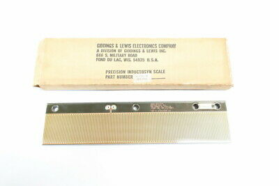 Giddings Lewis 501-92501-00 Precision Inductosyn Scale