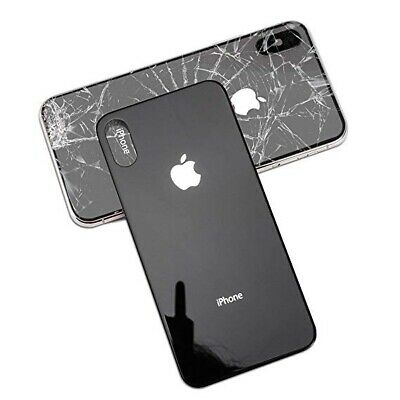 iPhone  X / XS / XR / XS Max Cracked Back Glass Repair Service