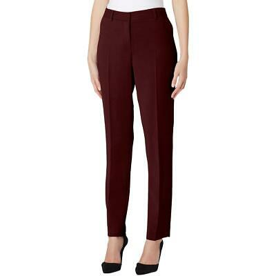 Tahari ASL Womens Mid Rise Skinny Office Pants BHFO 4473