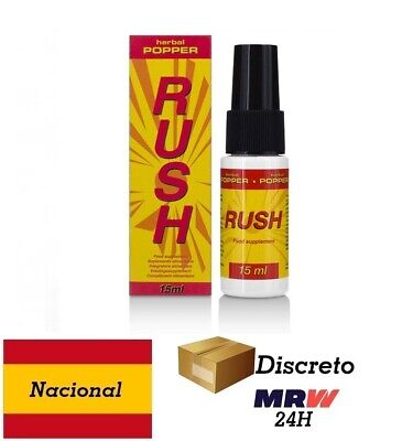 Rush Herbal Spray 15Ml