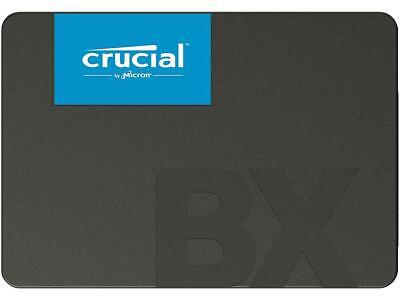 """Crucial BX500 2.5"""" 240GB SATA III 3D NAND Internal Solid State Drive (SSD) CT240"""