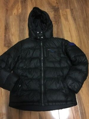 Tommy Hilfiger Boys Puffer Jacket Size S/P (6-7)