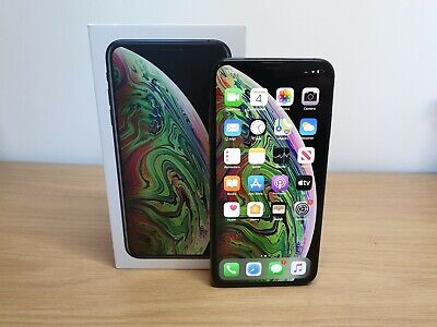 Apple iPhone XS MAX 64GB Space Grey (EE, ASDA, BT , PLUSNET, VIRGIN)