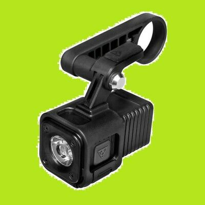 """""""Tripper"""" Rechargeable 500 lm Front Bicycle Light with Power Bank Function"""