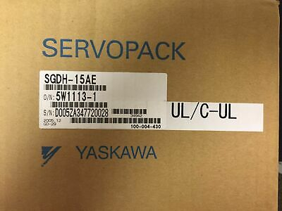 1PC New in Box Yaskawa servo drive SGDH-15AE SGDH15AE free shipping
