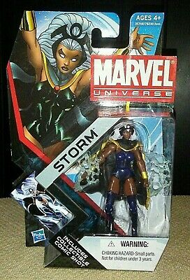 """STORM Marvel Universe 4/"""" inch Action Figure #3 Series 4 2012"""