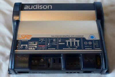 Amplificateur audio voiture Audison SRX2