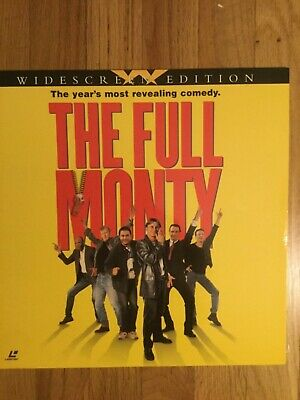 Laser Disc     The Full Monty