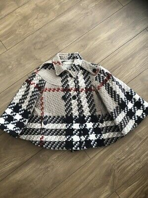 Burberry Cape From Age 8....