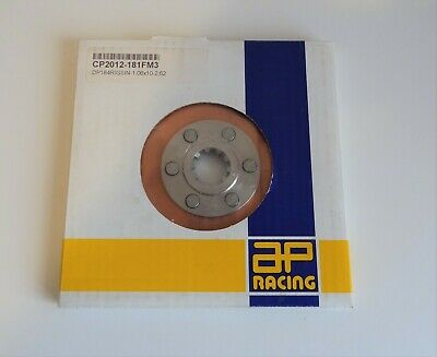 "AP Racing CP2012-181FM3, 184mm - 7.25"" Sintered Clutch Plate 1.06"" x10 Inner"