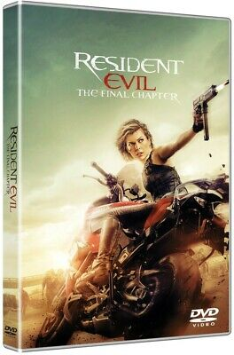 Resident Evil. The Final Chapter (Dvd) 1 Dvd 5053083117672 Paul W.s. Anderson