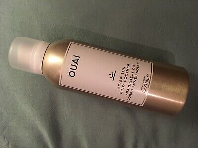 BRAND NEW OUAI LIMITED EDITION After Sun Body Soother (118ml)