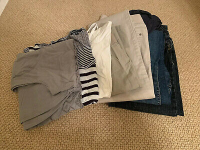 Maternity Casual Clothes Bundle Gap etc 7 Items Size Small (6/8/10)