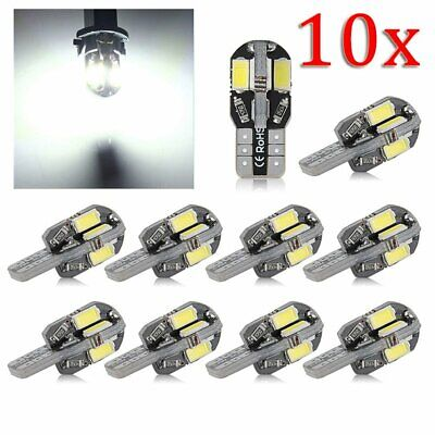 10x SMD LED T10 Auto CANBUS Lampe KFZ Standlicht Innenraum Beleuchtung 12V Licht