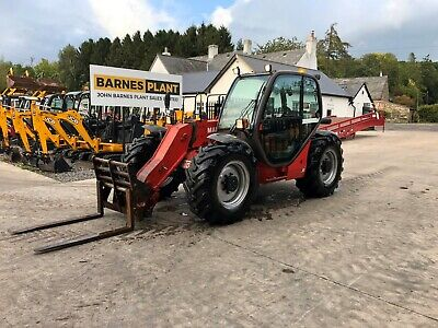 * MANITOU MLT 629 T* * Nice Condition * 3 TON LOADALL TELEHANDLER