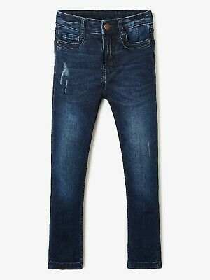 John Lewis & Partners Boys' Skinny Jeans, Blue Age 12 RRP £19